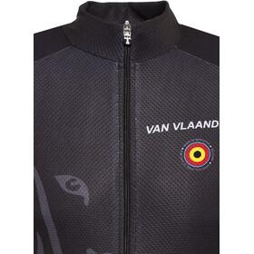 Bioracer Van Vlaanderen Pro Race Pyöräilypaita Miehet, black